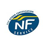 Logo norme Afnor
