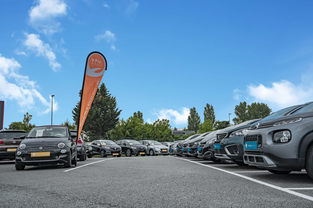 Vente de véhicules récents et d'occasions à -35% !