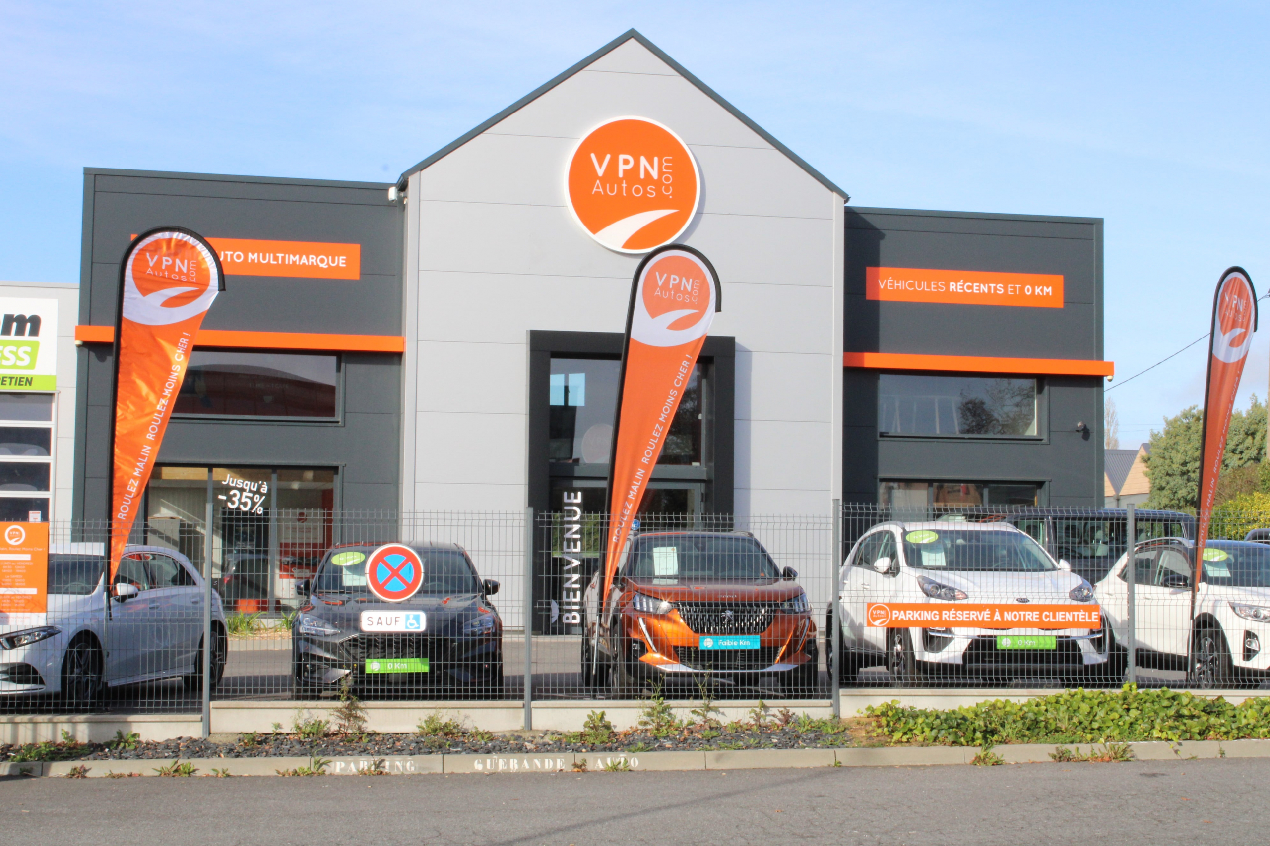 vpn autos guérande