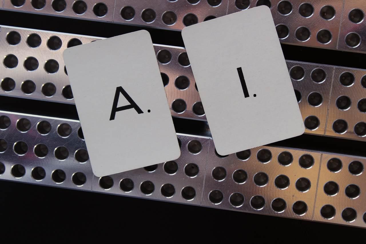 Photo conceptuelle illustrant le concept d'intelligence artificielle