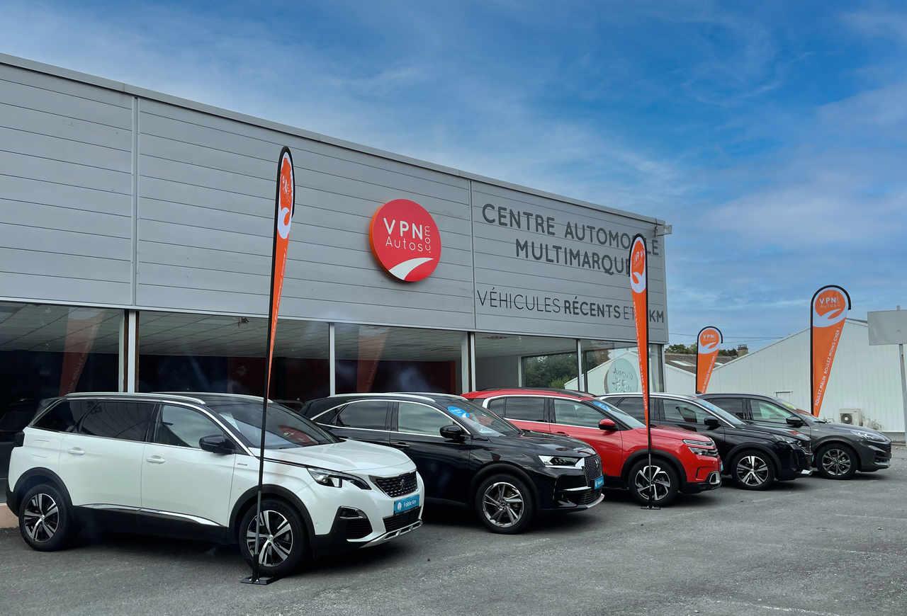 Le centre VPN Autos Laval